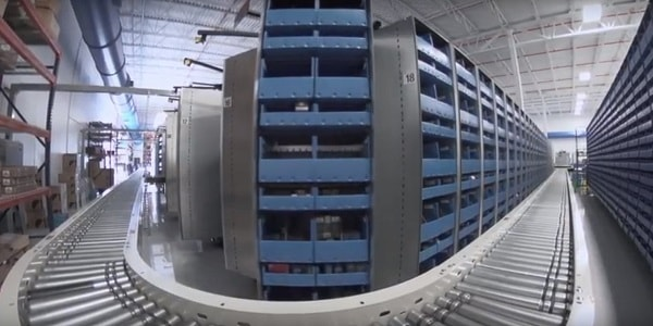White Systems Horizontal Carousels