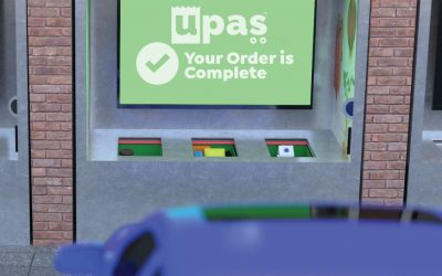 White's UPAS™ System Improves Touchless Pickup for Grocers and Customers