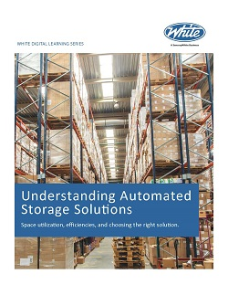 Vertical Lift Module Storage Solutions