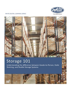 Vertical Lift Module Storage Solutions