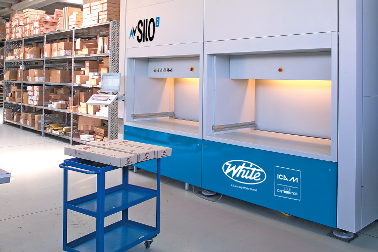 VLM in Warehouse