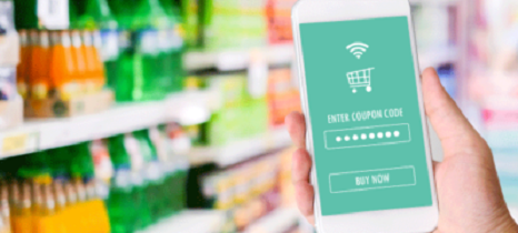 Grocery eCommerce Click And Collect