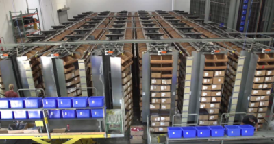 The Many Business Benefits of Horizontal Carousels
